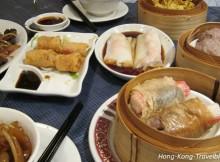 dim sum hong kong image