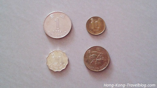 hong kong dollar coin