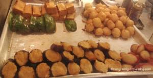 hong kong street food picture
