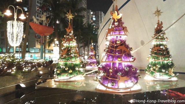 Christmas Decorations Hong Kong 2016
