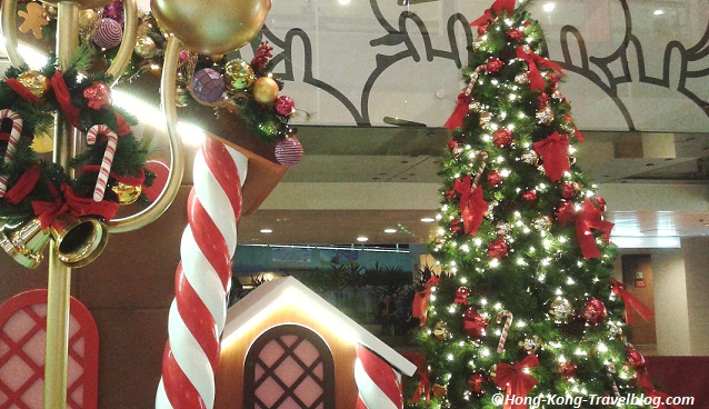 merry christmas in hong kong
