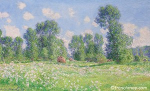 le french may monet