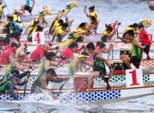 hong kong dragon boat carnival 2016