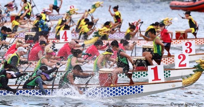 hong kong dragon boat carnival 2016