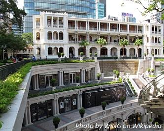 shopping in tsim sha tsui 1881 heritage