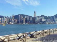 tsim sha tsui promenade hong kong