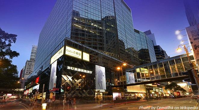 tsim sha tsui shopping silvercord mall