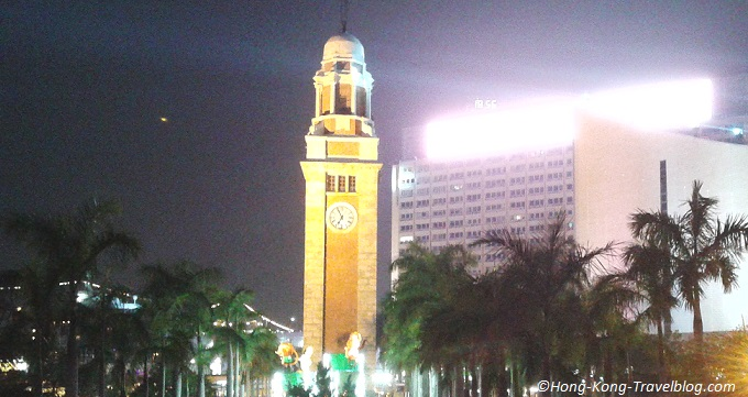 clock tower hong kong tsim sha tsui