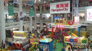 olympic station mall
