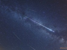 perseid meteor shower hong kong 2016