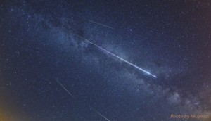 perseid meteor shower hong kong