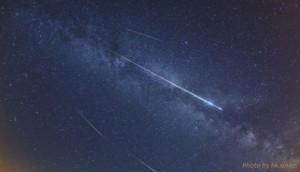 perseid meteor shower hong kong