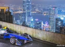 formula e hong kong 2016