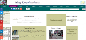 hong kong fast facts