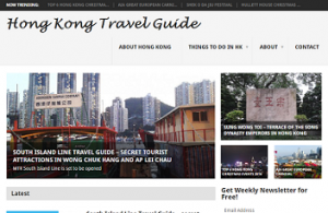 hong kong travel blog