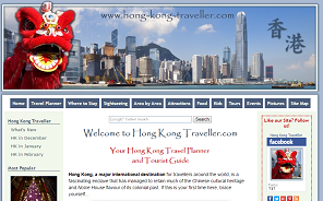 hong kong traveller