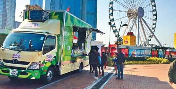 hong kong food trucks central