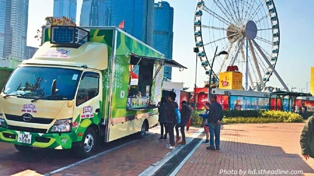 hong kong food trucks central