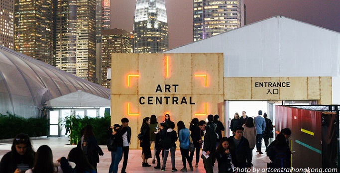 art central hong kong