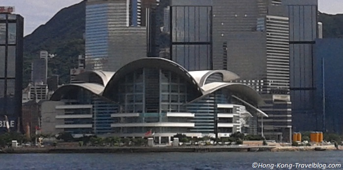 hong kong convention and exhibition centre picture