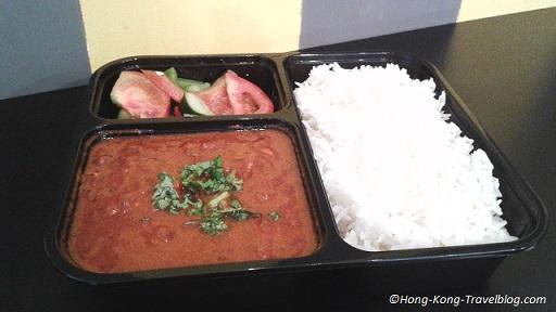 indian food wan chai tikka