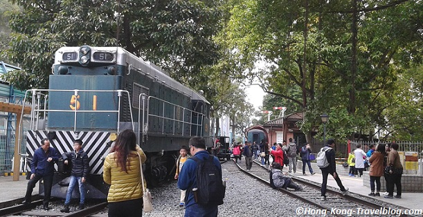 hong kong railway museum image