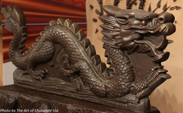 chocolate museum of hong kong dragon