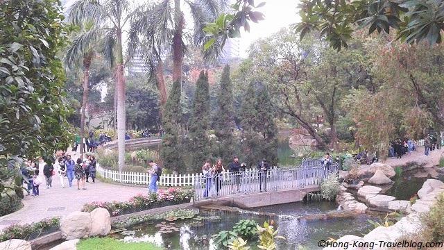 hong kong park central