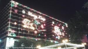 christmas in hong kong 2017