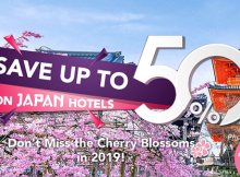 japan hotel deals march 2019