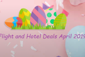 flight and hotel deals april 2019
