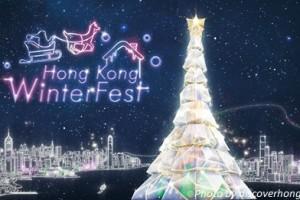 christmas in hong kong 2019