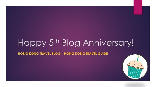 travel blog fifth anniversary
