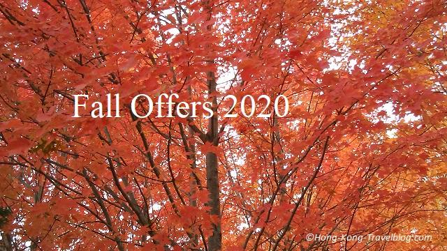 fall offers 2020 hk
